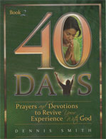 40 Days - Book 2 | Prayers & Devotions to Revive your Experience